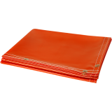 Steiner Arc View Transparent Vinyl Welding Curtain Roll Orange 338