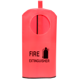 Steiner Fire Extinguisher Cover Window xt5w